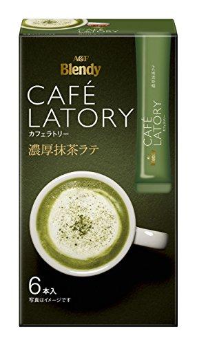 ブレンディ カフェラトリースティック 濃厚抹茶ラテ(13g*6本入)