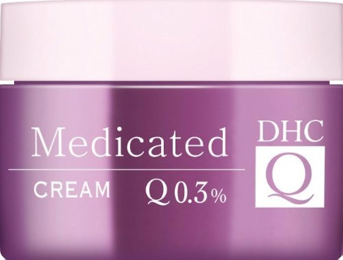 透けて見えるオリエンタル聴覚DHC(ディーエイチシー) 薬用Qフェースクリーム(SS) 23g