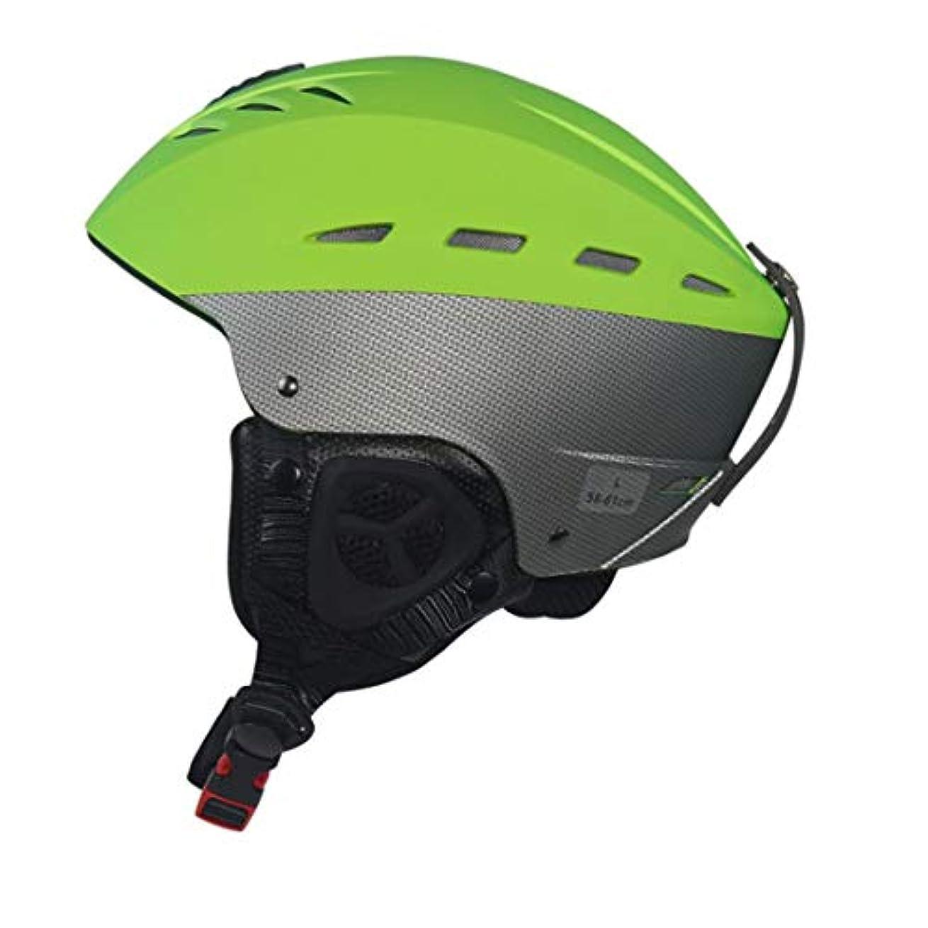 山岳遊びます踏みつけCAFUTY スキー用ヘルメット、スキー用ヘルメット、スキー用ヘルメット、スキー用ヘルメット、アウトドア用ライディングギア (Color : オレンジ)