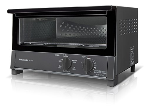 パナソニック オーブントースター ダークメタリック NT-T500-K