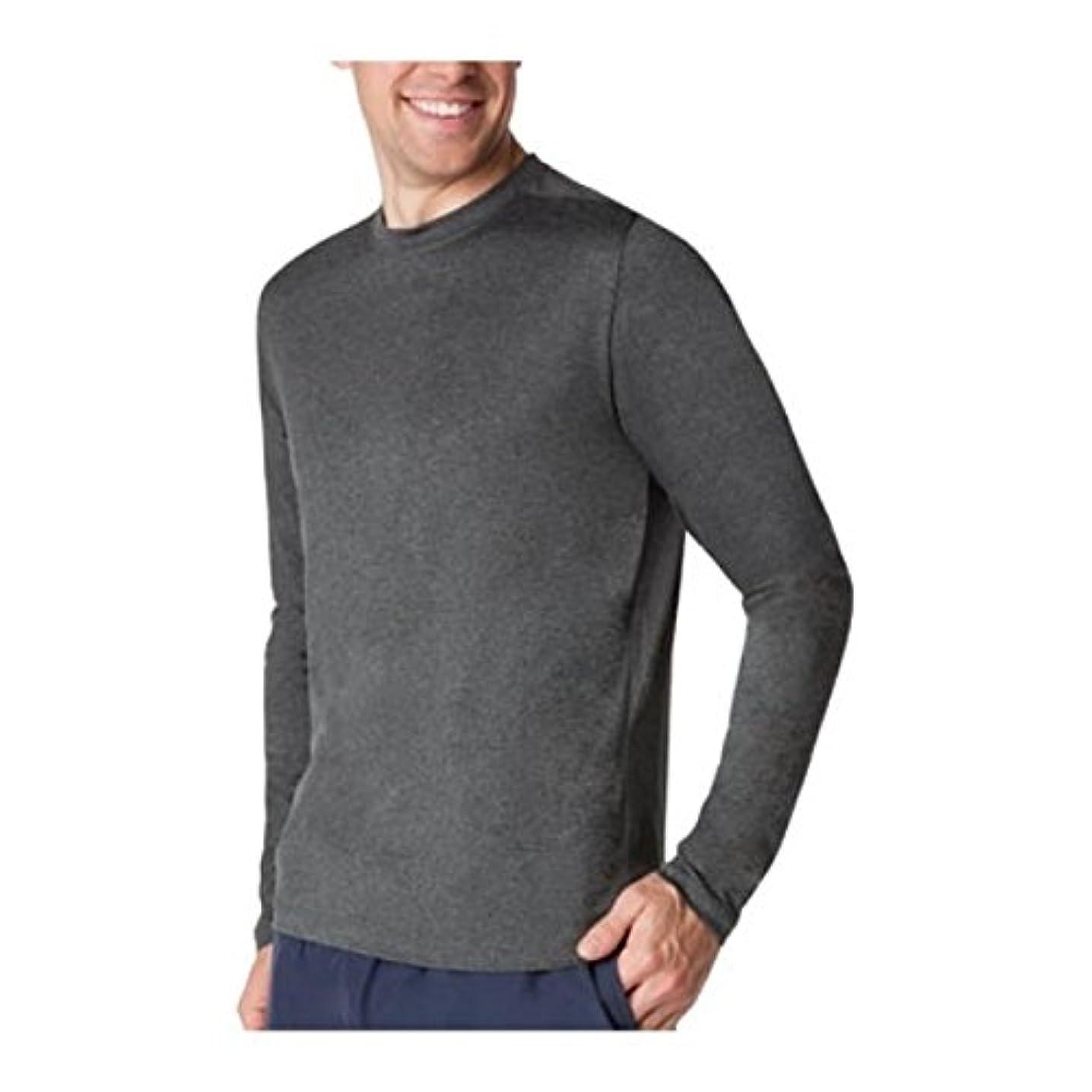 同情的しがみつくスポーツマン(フィラ) Fila メンズ トップス シャツ Fundamental Heather Long Sleeve Shirt [並行輸入品]