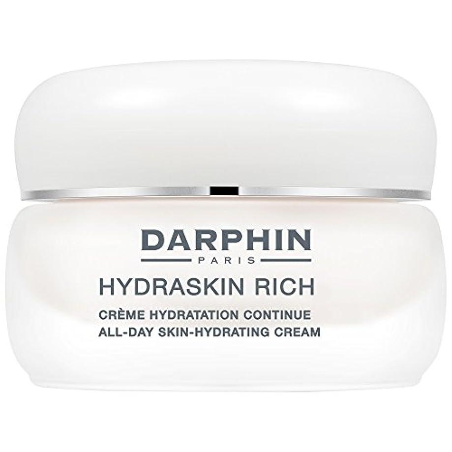 個性検査官彫るダルファンリッチHydraskin、50ミリリットル (Darphin) (x6) - Darphin Hydraskin Rich, 50ml (Pack of 6) [並行輸入品]