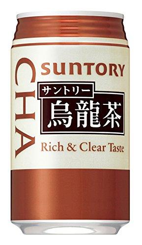 サントリー烏龍茶缶 340G × 24缶