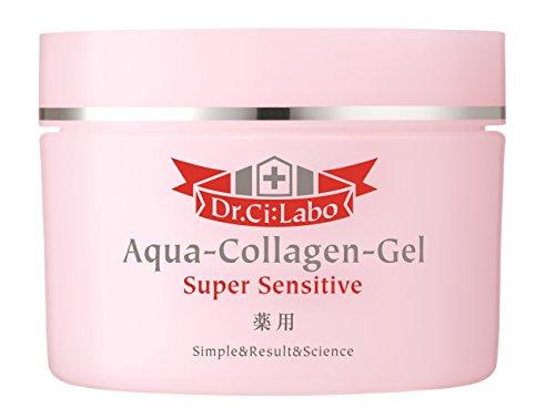 ドクターシーラボ 薬用アクアコラーゲンゲル スーパーセンシティブ 120g オールインワン
