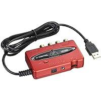 ベリンガー USB オーディオインターフェース U-CONTROL UCA222