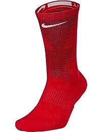 ナイキ アンダーウェア 靴下 Nike Elite Disrupter 1.5 Crew Basketball University [並行輸入品]