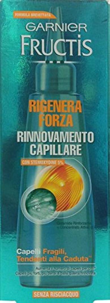 学士神経衰弱引き出し6 x Fructis Lotion regeneriert Forza Erneuerung Kapillare 84 ml