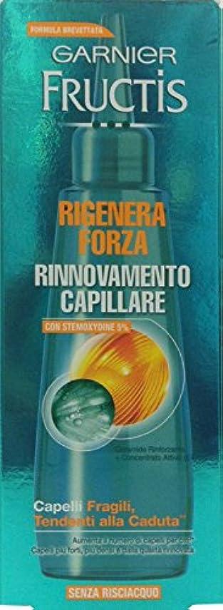 統計的うっかり用心深い6 x Fructis Lotion regeneriert Forza Erneuerung Kapillare 84 ml