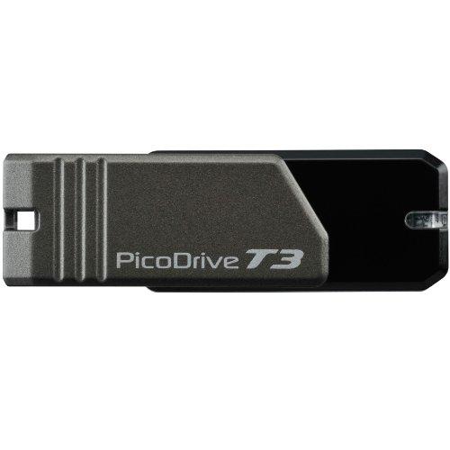 グリーンハウス USB3.0フラッシュメモリ 「ピコドライブT3」 4GB GH-UFD3-4GT