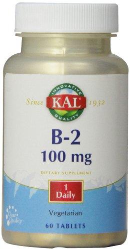 ビタミンB2 100mg 60粒 [海外直送品]