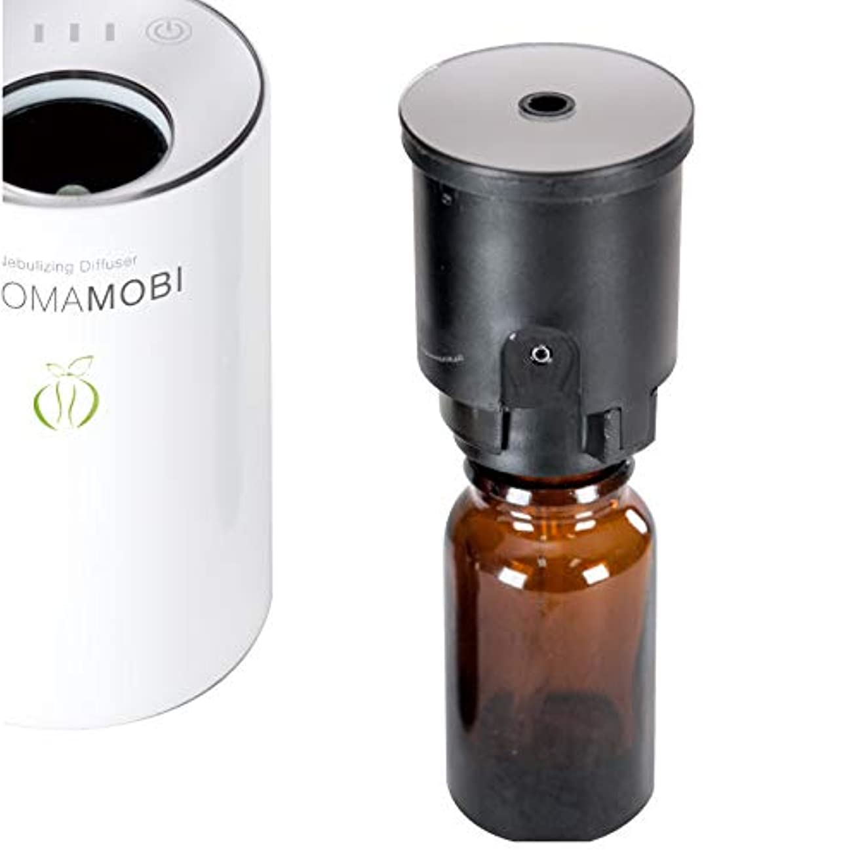 ネブ長いです音楽funks アロマモビ 専用 交換用 ノズル ボトルセット aromamobi アロマディフューザー