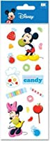 A Touch of Disney Dimensional stickers-mickeyマウスのキャンディショップ