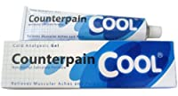 Counterpain Cool Analgesic Cold Cream :120g by Counterpain Cool