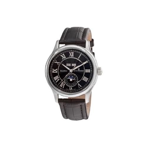 [レビュートーメン]Revue Thommen Men's 16066.2537 Moonphase Watch 腕時計 [並行輸入品]