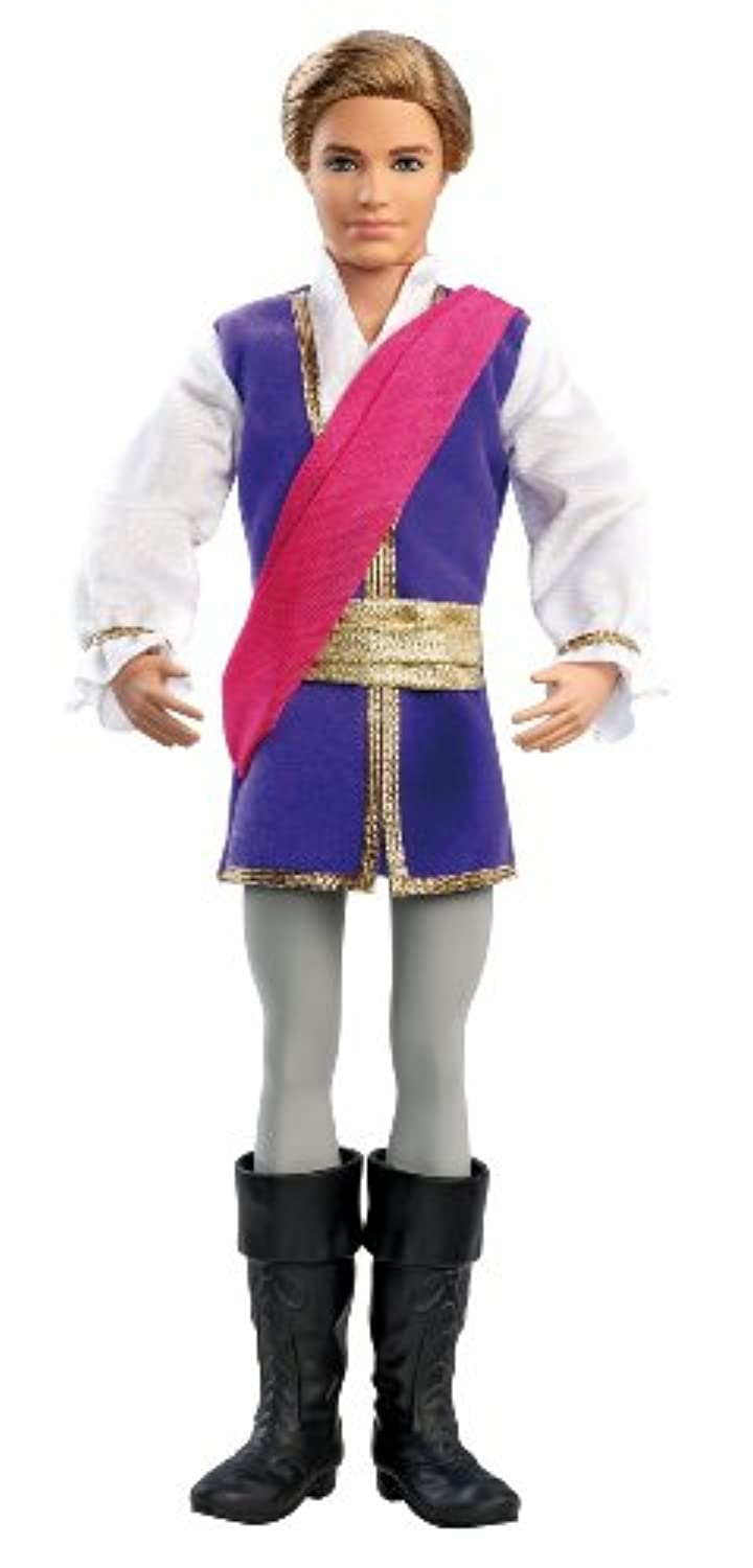 Barbie バービー in the Pink Shoes Prince Siegfried Doll 人形 ドール 【並行輸入】