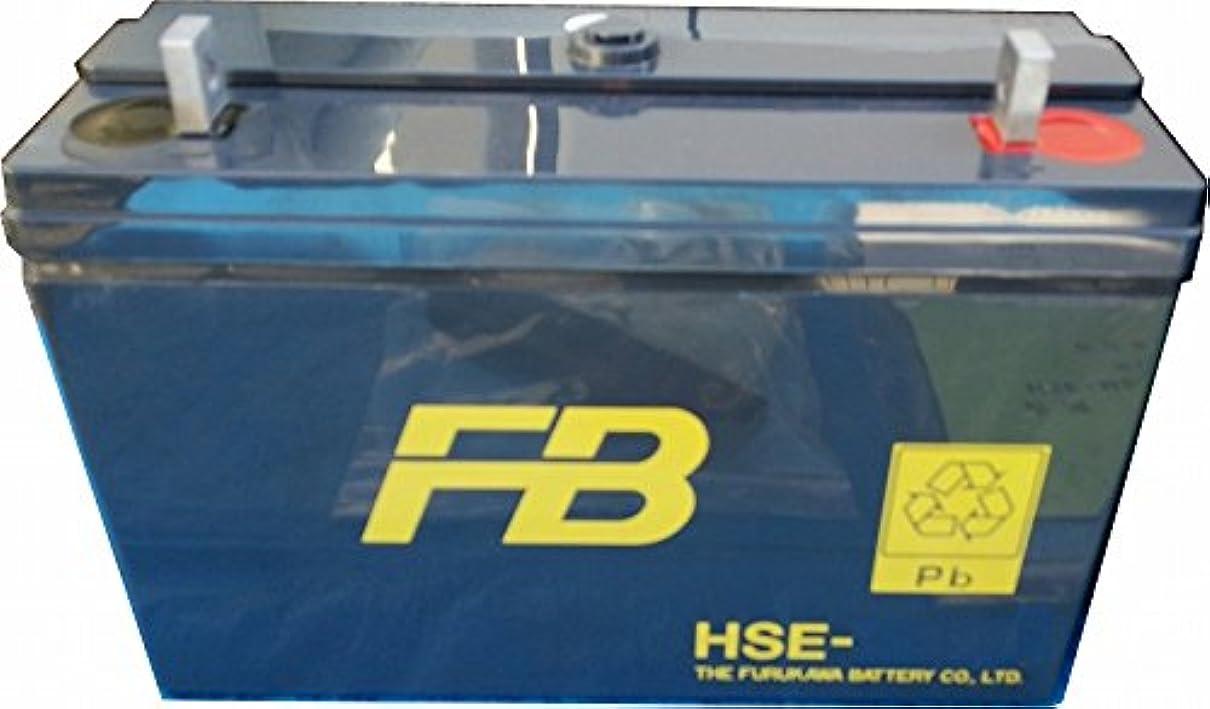 私たちのもの区別する仮定、想定。推測古河電池HSE-50-12 (HSE50-12) 12V50Ah【メーカー直送】