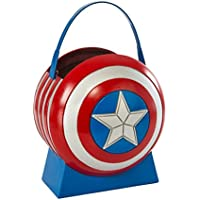 Avengers Age of Ultron Captain America Collapsible Shield Pail [並行輸入品]