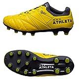 ATHLETA(アスレタ) ジュニア O-Rei Futebol 21.0cm 10010J [2066] YEL/CHA(イエロー/チャコール)
