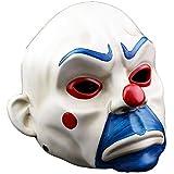ハロウィーンのバットマンの騎士のいたずらホラードレスアップ樹脂マスク