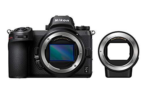 Nikon ミラーレスカメラ 一眼 Z6 FTZ マウントアダプターキットZ6FTZKIT