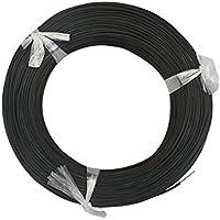 Prettyia シングル芯 ギターシールド ケーブル  シールド線 シールド シールドケーブル 約10m 22AWG