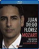 フアン・ディエゴ・フローレス、モーツァルトを歌う (Juan Diego Flórez sings Mozart) [Blu-ray] [日本語帯・解説付] [Import] [Live]