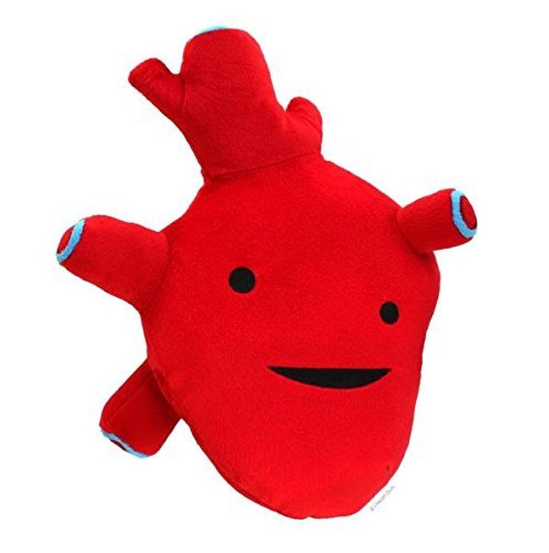 Heart Plush Figure - I Got The Beat! - I Heart Guts [並行輸入品]