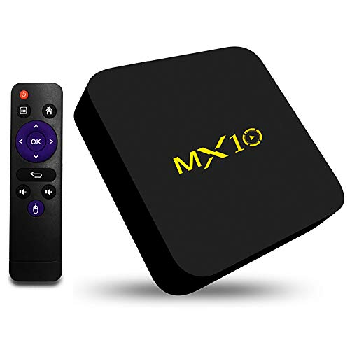 MX10 Android 8.1 TV Box 4GB + ...