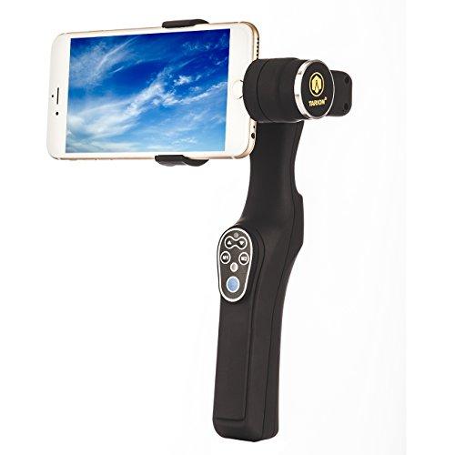 TARION スマホ用 手持ち ジンバル スタビライザー ハンドルグリップ Bluetooth 手振れ防止 撮影安定化 handheld Gimbal 5.5インチ以内のスマートフォン対応 日本語取扱説明書(PDF)送信可