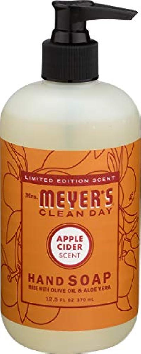 メディックラショナルリーガンLiquid Hand Soap - Apple - Case of 6 - 12.5 oz by Mrs. Meyer's