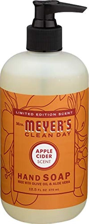公平分解する私Liquid Hand Soap - Apple - Case of 6 - 12.5 oz by Mrs. Meyer's