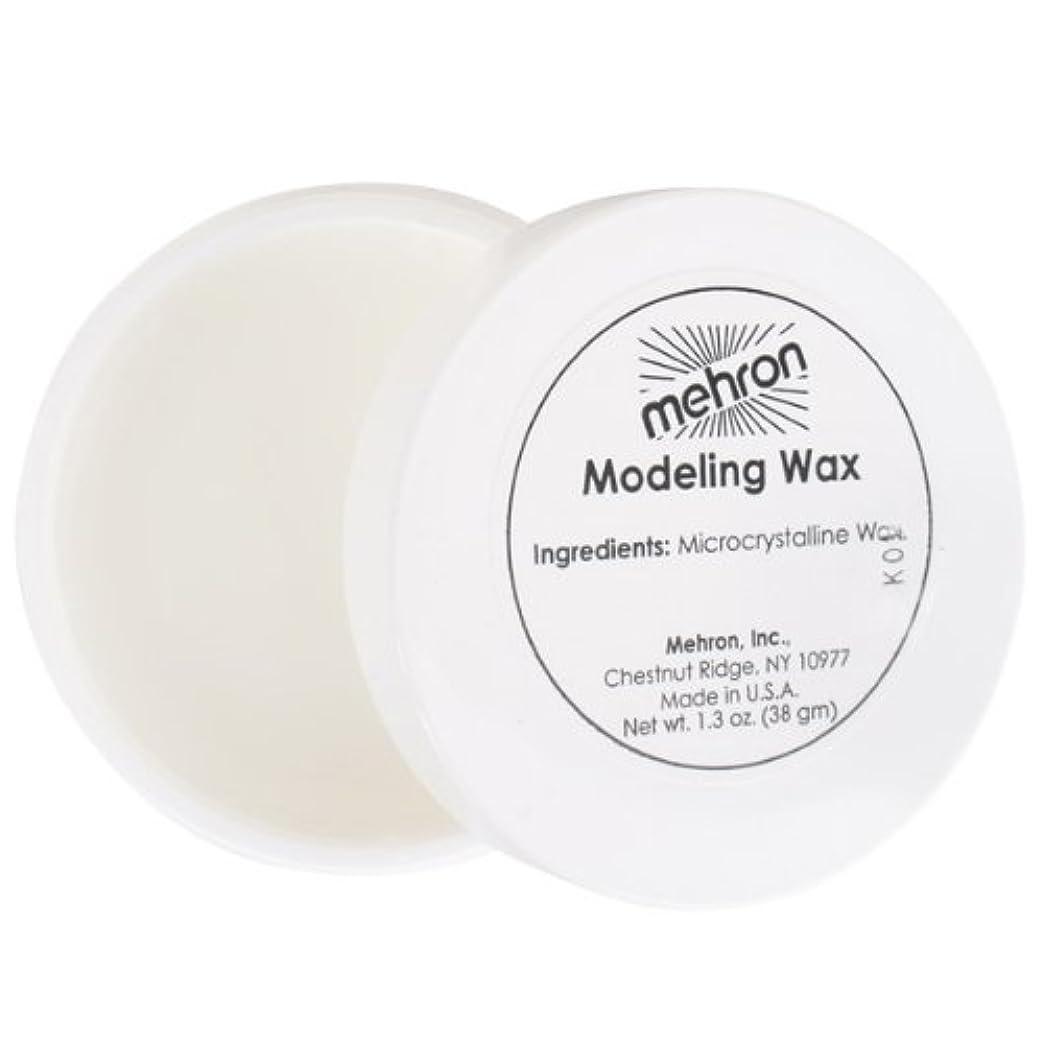 食事学部長疑わしい(3 Pack) mehron Modeling Wax (並行輸入品)
