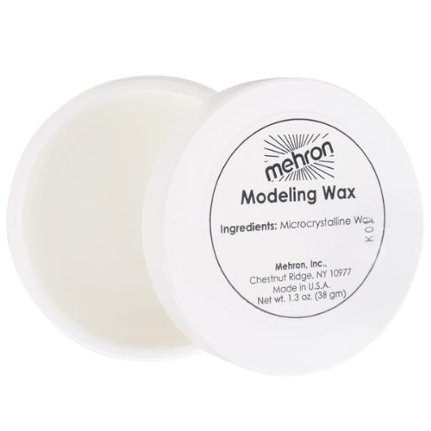 ポップ盟主ポーチ(3 Pack) mehron Modeling Wax (並行輸入品)