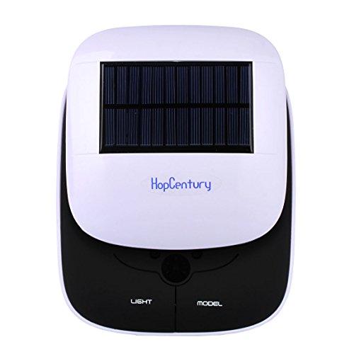 イオン発生器 HopCentury ソーラー充電 空気清浄機...