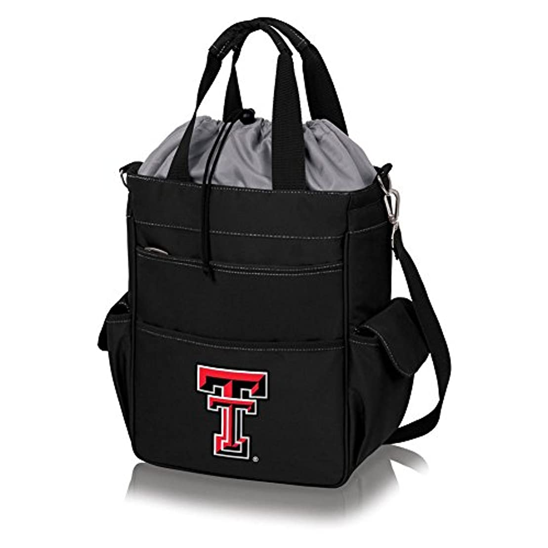 選ぶ不承認カエルPicnic Time - 614-00-175-574 - Texas Tech Printed Activo Tote Black
