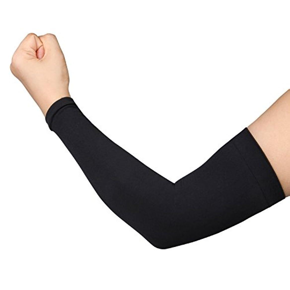 織るワックスシェアアームカバー 【4枚組】腕カバー 無地 吸汗速乾 滑り止め UPF50+ UV対策 日焼け止め 紫外線対策 スポーツ 自転車 冷房対策 男女兼用 左右兼用 NONNBIRI