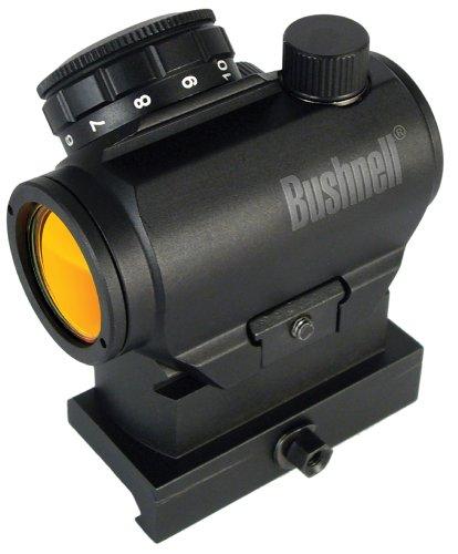 BUSHNELL TRS-25 AR OPTICS RED DOT ハイマウント付き