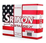 Srixon distance-x USOゴルフボール: 12-ballパック[ Misc。]
