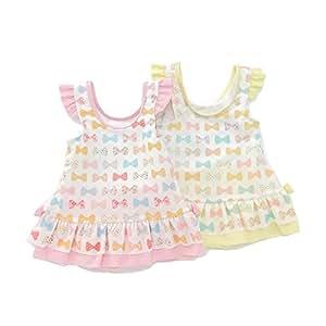 Youpi! (ユッピー ) ワンピース型水着 (80~130cm) キムラタンの子供服 (19512-171b) ピンク 90