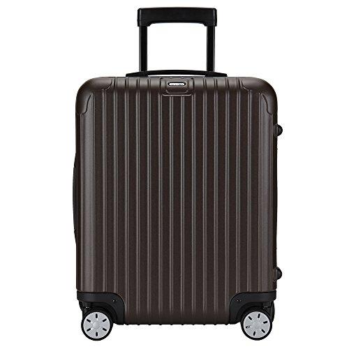 (リモワ)RIMOWA 810.56.38.4 サルサ SALSA キャビン 4輪Cabin MultiWheel matte bronze マットブロンズ スーツケース並行輸入品 [並行輸入品]