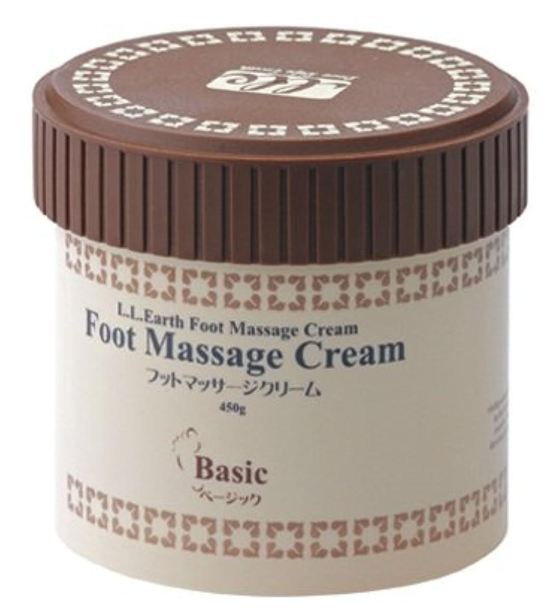 人類後方暖かさLLE 業務用 フットマッサージクリーム 450g [香り2種類] (フットマッサージ専用) ベーシック