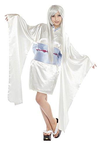 雪女 コスチューム レディース 155cm-165cm