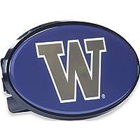 Washington Huskies Hitch受信機カバースナップキャップ–パープル