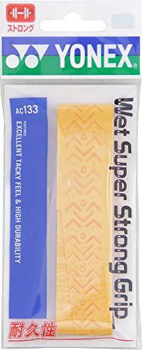 ヨネックス ウェットスーパーストロングGRIP ブライトオレンジ 1セット 20本:1本×20パック