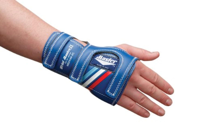 マスターIndustries手首マスターIIボーリング手袋、大、右手