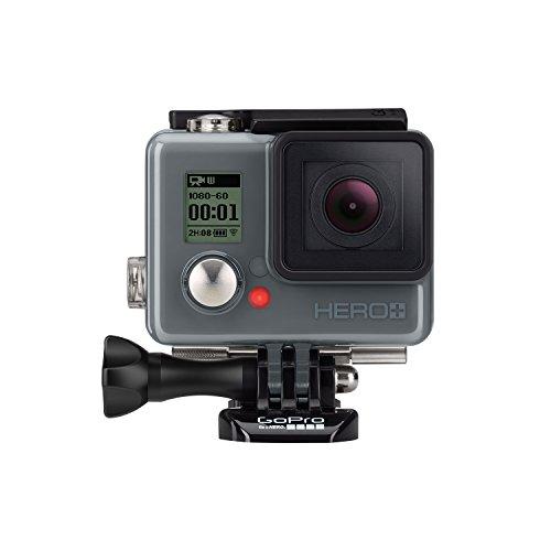【国内正規品】 GoPro ウェアラブルカメラ HERO+ (Wi-Fi搭載)CHDHC-101-JP