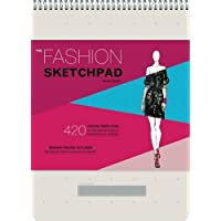 The Fashion Sketchpad: 420 Figure Templates for Designing Lo…