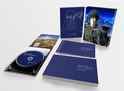 PSYCHO-PASS サイコパス Sinners of the System Case.3 恩讐の彼方に__ [Blu-ray]