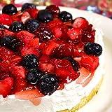 クリスマスケーキ 予約 2017 スイーツ 誕生日ケーキ バースデーケーキ ミックスベリーのフルーツケーキ(5号:直径15cm)