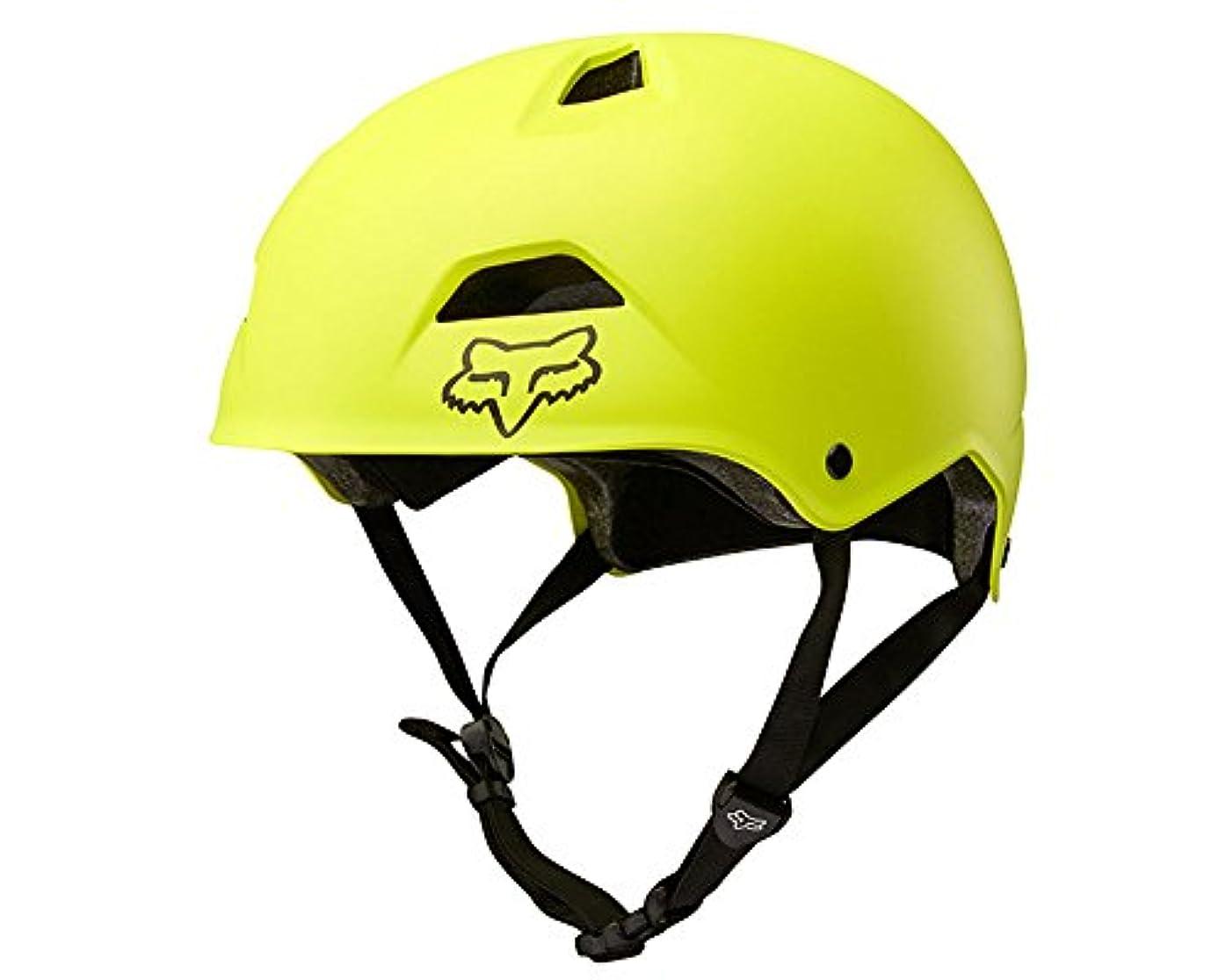 調整可能すり減る集中的なFOX(フォックス) FLIGHT SPORT(フライトスポーツ) (オープンイエロー) ヘルメット
